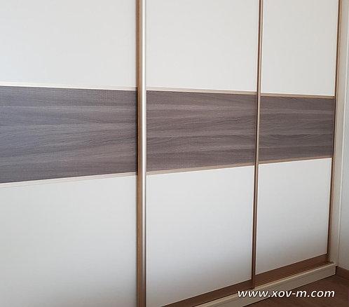 Шкаф-купе по индивидуальному размеру