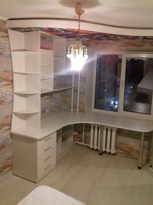 Компьютерный стол по индивидуальному размеру