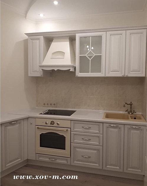 Кухонный гарнитур по индивидуальным размерам