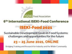 ISEKI FOOD 2021