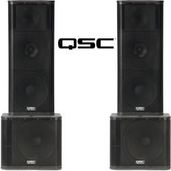 QSC 153 Setup