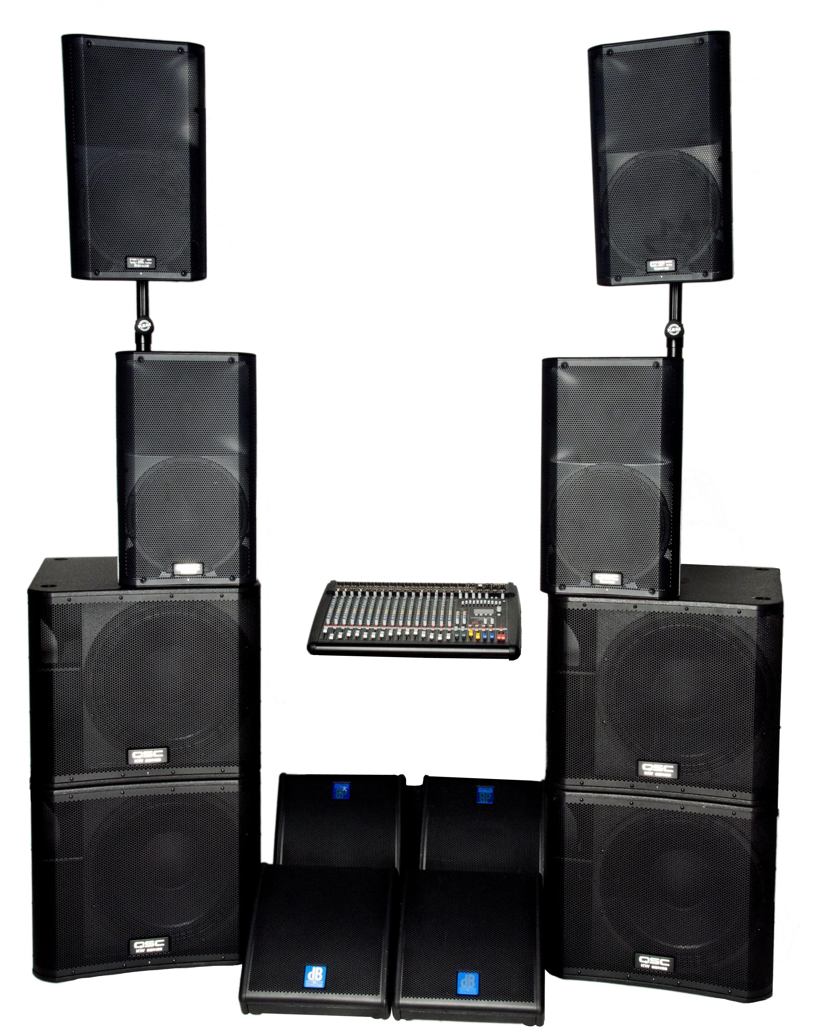 Full Sound Setup