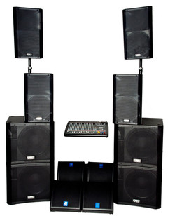 Full Sound Setup