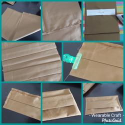 Sewing fabric masks -1