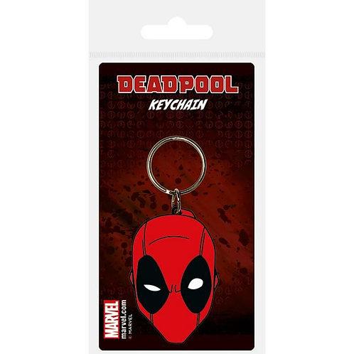 Klíčenka Deadpool - Face