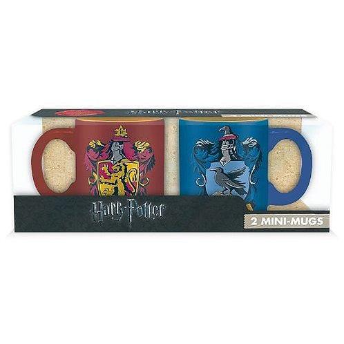 Sada 2 hrnků Harry Potter - Nebelvír a Havraspár