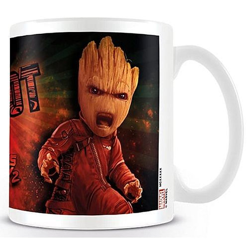 Hrnek Guardians of the Galaxy 2 - Angry Groot