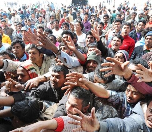 """Migrace a """"bezpečná příhraniční oblast"""""""