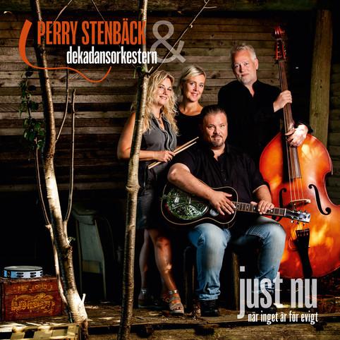 Perry Stenbäck & Dekadansorkestern – CD-cover