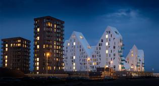 Isbjerget, Århus Havn