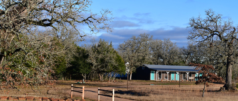 Multi-Room Cabin on Ranch Grounds