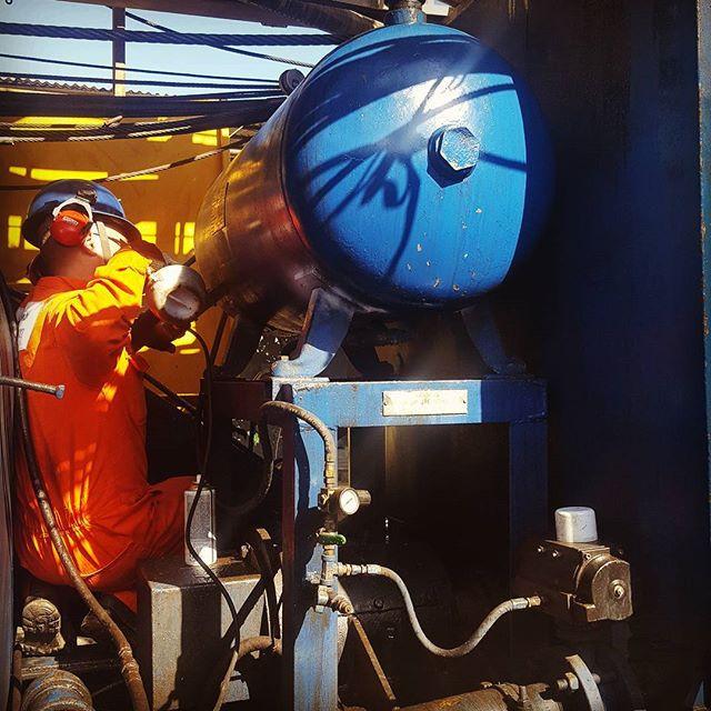 Compressor de Ar - Adequação NR 13