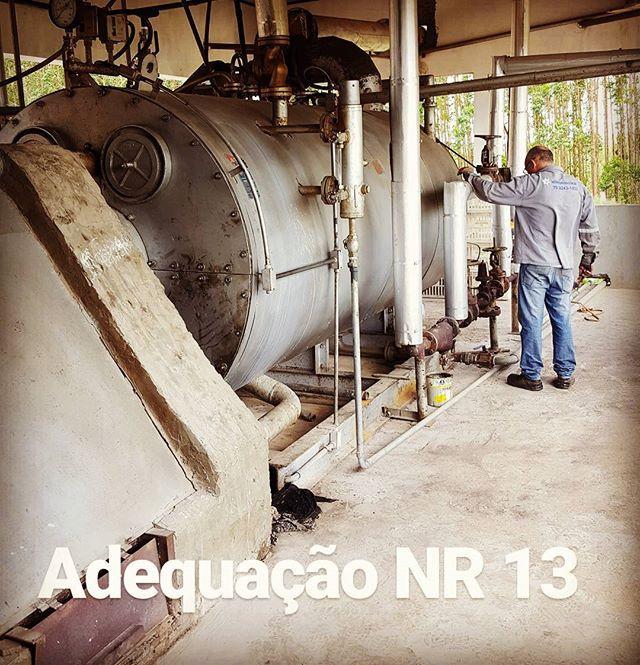NR-13 REALIZADO PELA EQUIPE DA ICT - ENGENHARIA e INSPEÇÃO