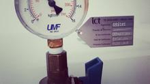 Aferição e Calibração de Manometro