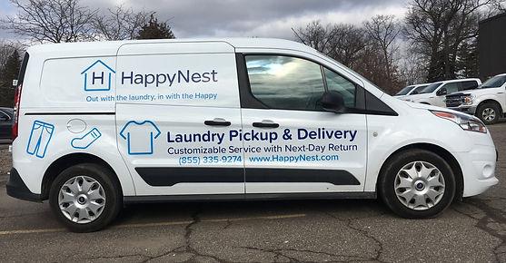 HappyNest Vehicle