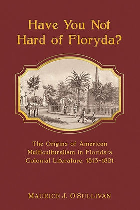 Have You Not Hard Of Floryda - 978194981