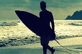 Surf sur les spots du maroc