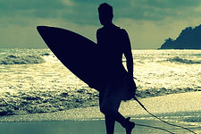 Surf, Seawardz Accomodation Pacific Palms