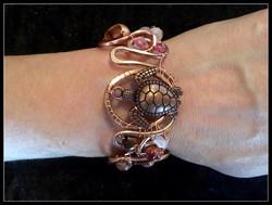 2016 FF Turtle bracelet
