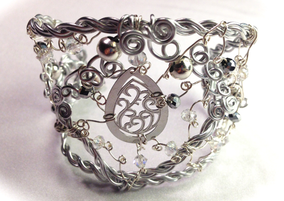 2013-07 STB Silver Glamour (Bracelet)