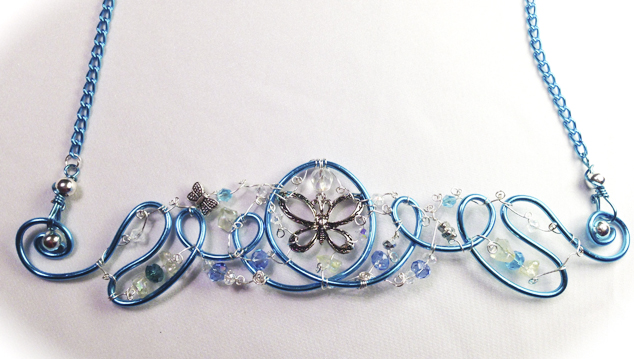 2013-07 LTB Water Fairy (flat necklace)