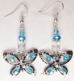 2013 Water Fairy earrings 1