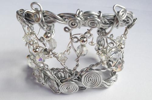 2013-07 STB Silver Glamour 2 (Bracelet)