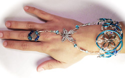2013-07 LTB Water Fairy (Indian bracelet on hand)