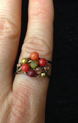 2014 Ring Copper and beads 6.jpg