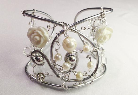 2013-08 STB Bridal fantasy (Bracelet)