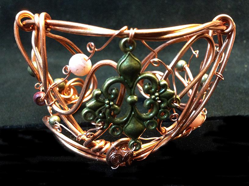 2014 Copper Cuff with brass charm.jpg