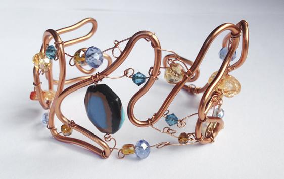 2013-07 LTB Copper Dreams (Bracelet)
