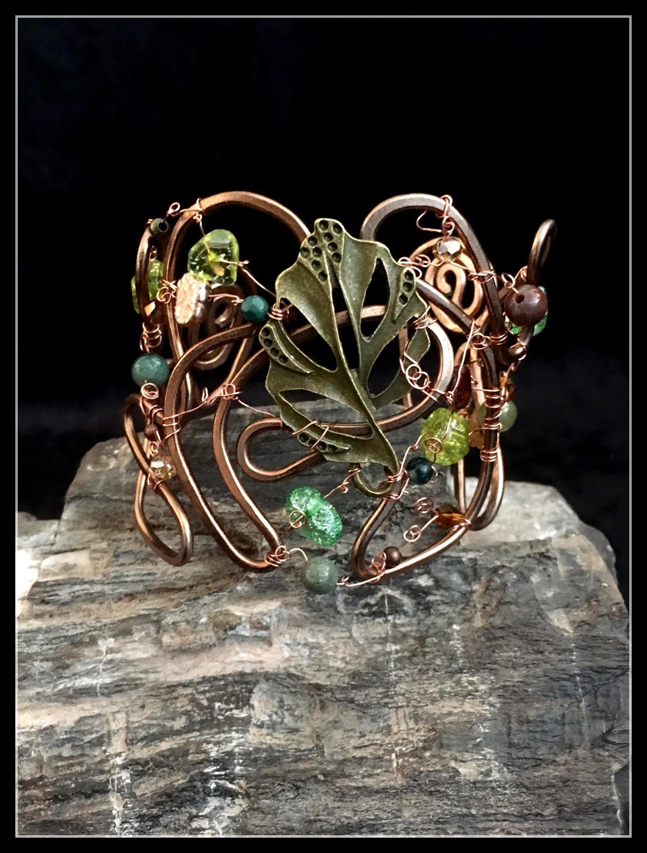 2016 FFS Big Leaf Bracelet