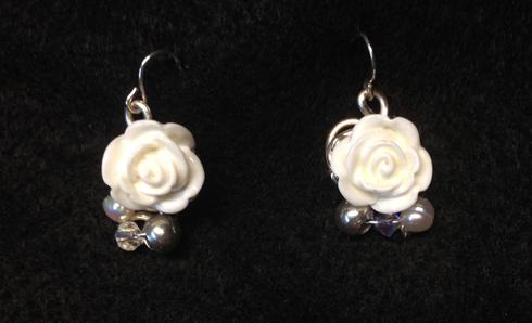 2014 Bridal Fantasy Earrings 1