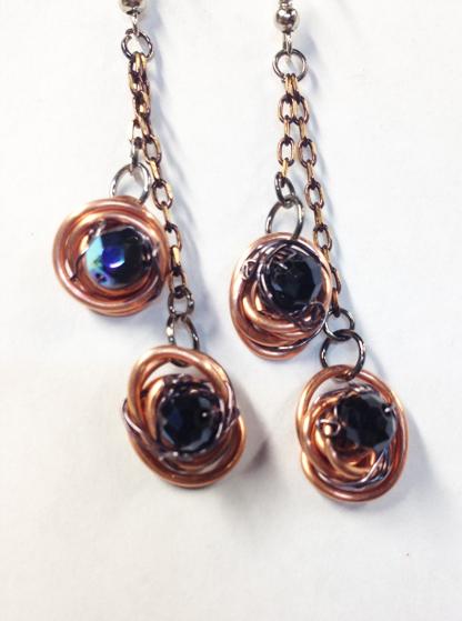 2014 Earrings Earth 1