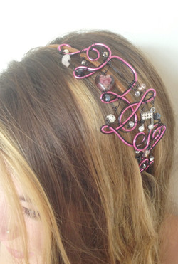 2013-07 LTB Patty's Groove LTB (Hair Piece on model)