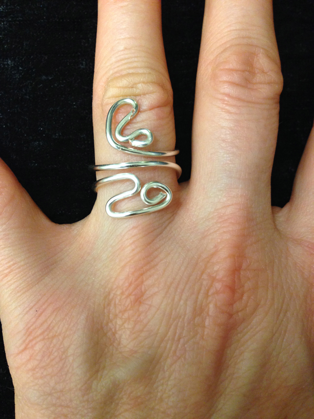 2014 Ring silver plated wire.jpg