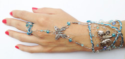 2013-07 STB Water Fairy (Indian Bracelet on hand)