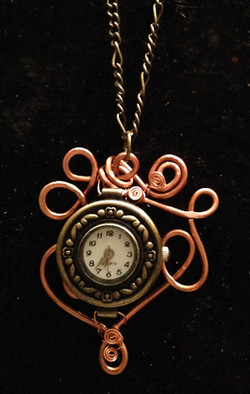 2014-08 Medium Pendant Watch for MAtt Moskal Tribal Jewelry.jpg