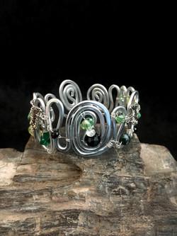 2016 FF swirl bracelet