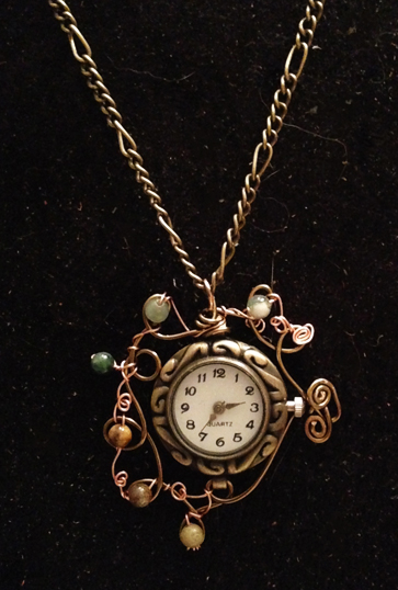 2014-08 Medium Watch Pendant for Matt Moskal Tribal Jewelry.jpg