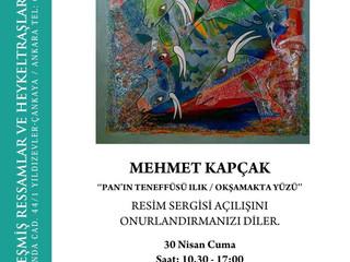 Mehmet Kapçak tekrar Ankara'da
