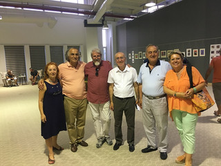 Mehmet Kapçak'ın Resimleri Bodrum Heredot Kültür Merkezi'nde