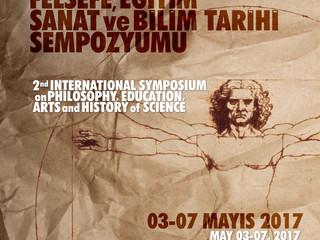 II. Uluslararası Felsefe, Eğitim, Sanat ve Bilim Tarihi Sempozyumu
