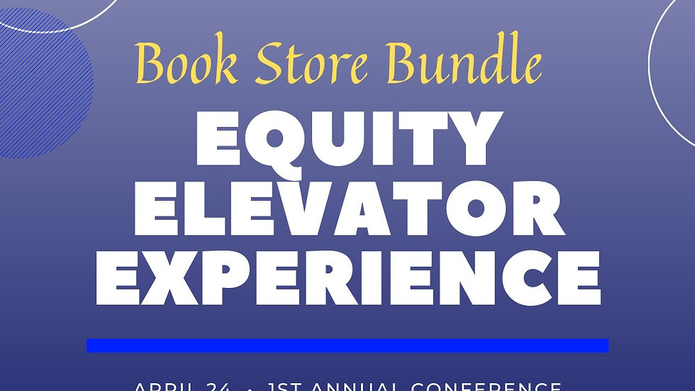 Bookstore Bundle Equity Elevator Experience Conference