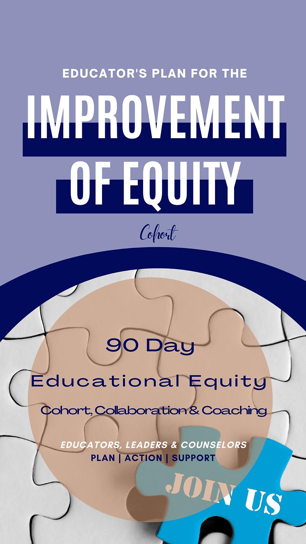 Equity Plan for Teaching & Learning Impr