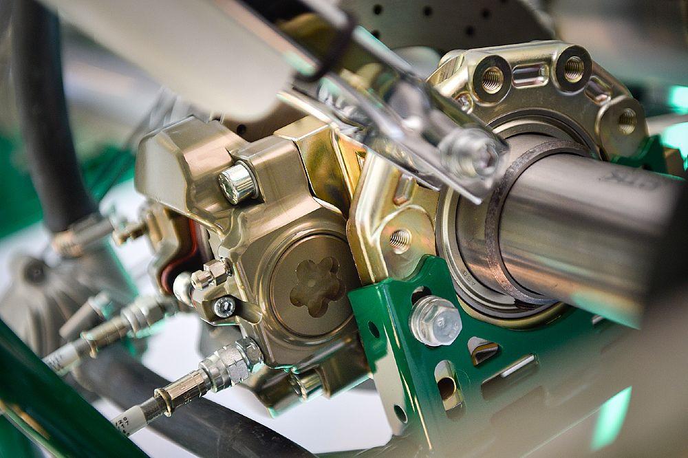 BSD brake system
