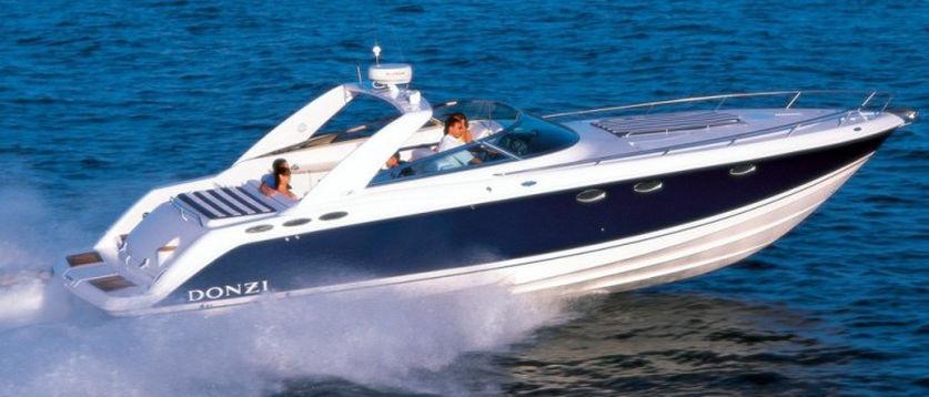 Captain Newport Luxury Boat Rentals - Donzi 39 ZSC