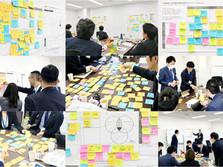 企業リブランディング実績の公開/MRプロジェクト