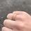 Thumbnail: Rose Gold + Cherrywood Ring